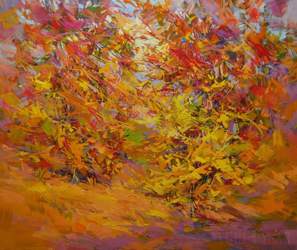 Golden Leaves|Золоті листки