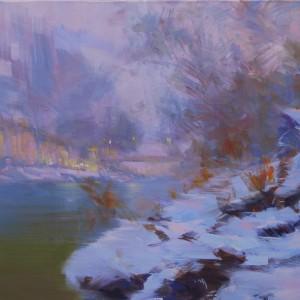 Winter Evening| Зимовий вечір