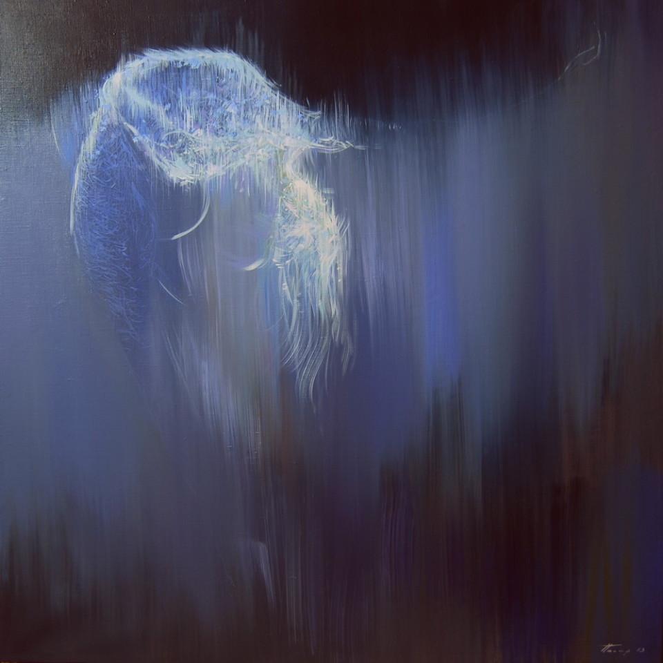 impressionist dancing painting