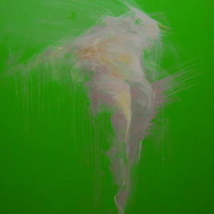 modern figurative art in actrylic on canvas