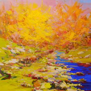 impressionist art nature