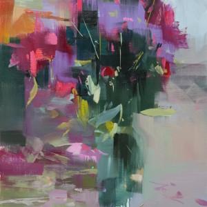 натюрморт з квітами сучасний живопис