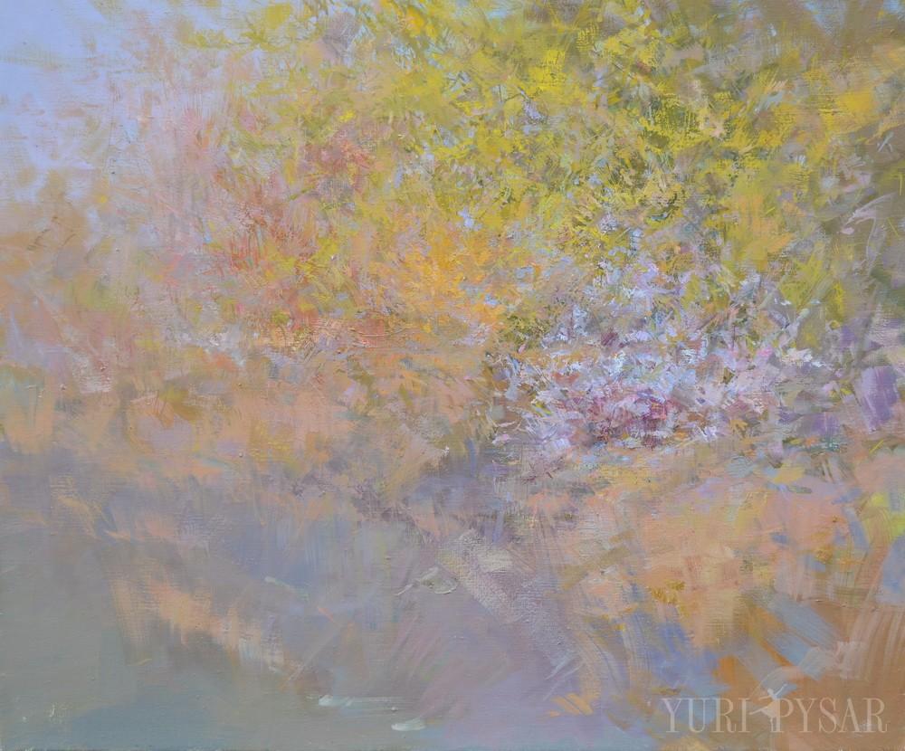 сучасний пейзаж, картина