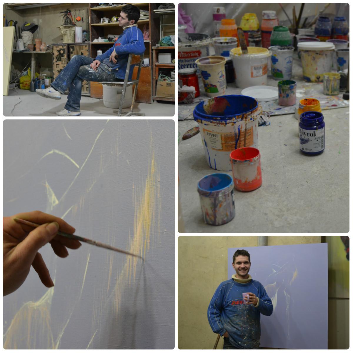 studio yuri pysar