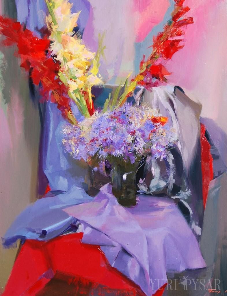 July's Flowers| Квіти липня