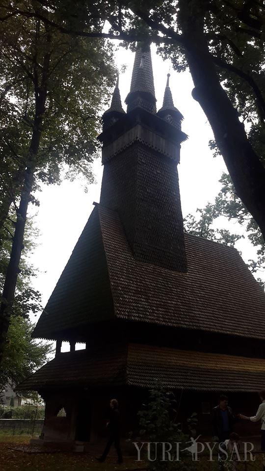 St.Mykhail's Church| Церква святого Михаїла