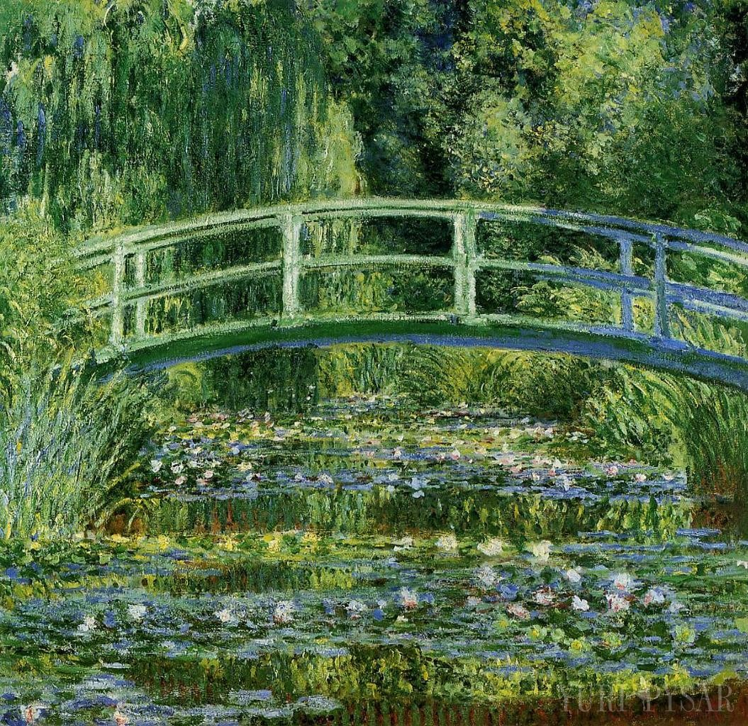 claude monet impressionist painting