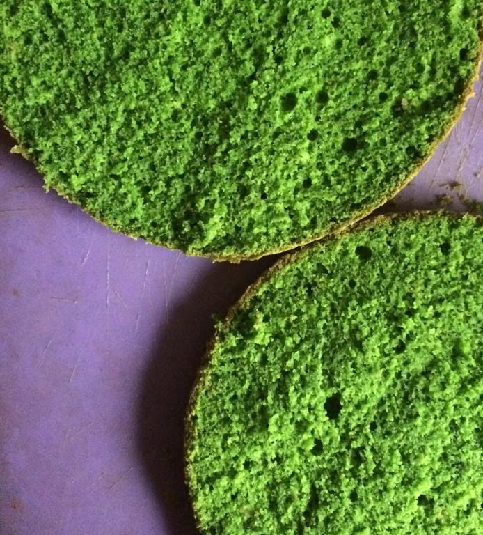 spinach-cake