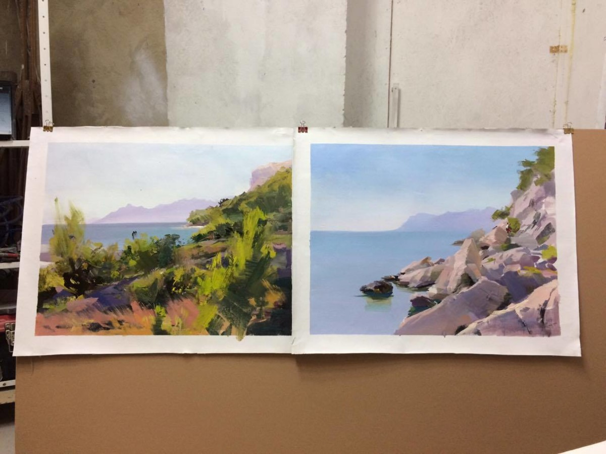 oil-paintings-plein-air-makarska