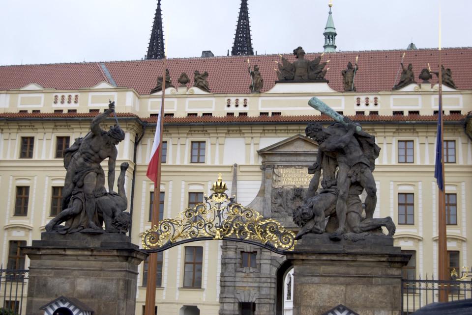 Prague Palace