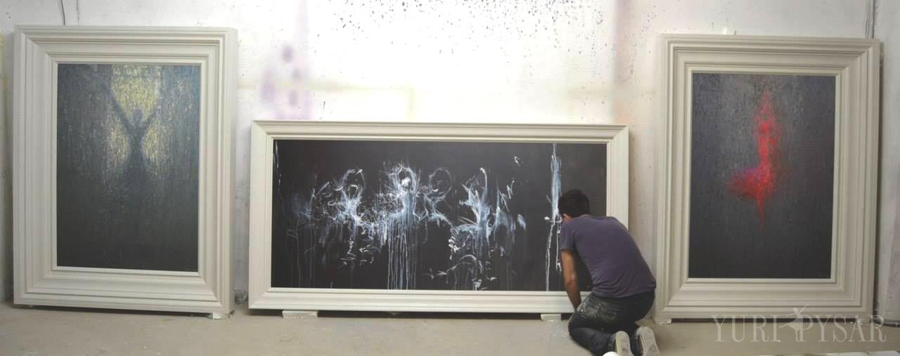 картини балет живопис, художник Юрій Писар