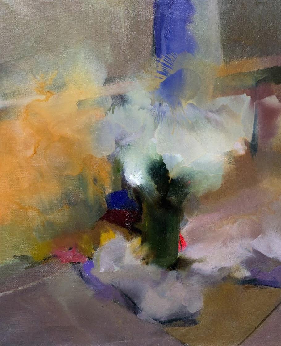 абстактний натюрморт картина сучасний живопис
